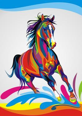 Horse by Bob Weer