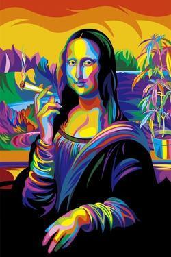 Mona Lisa by Bob Weer