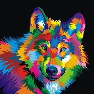 Wolf by Bob Weer