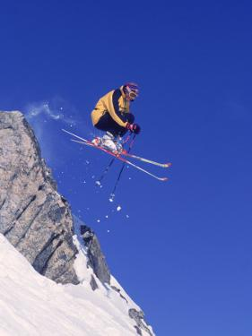 Skiing at Arapaho Basin, CO by Bob Winsett