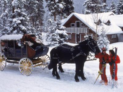 Stagecoach at Ski Tip Ranch, CO