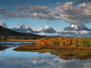 Wyoming, Grand Teton National Park, Snake River by Bob Winsett