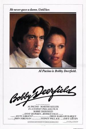 Bobby Deerfield, Al Pacino, Marthe Keller, 1977