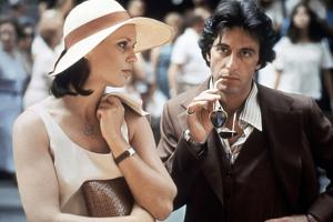 Bobby Deerfield by Sydney Pollack with Marthe Keller, Al Pacino, 1977 (photo)