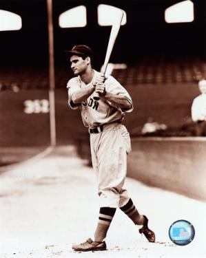 Bobby Doerr - At bat