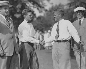 Bobby Jones, 1925 U.S. Amateur at Oakmont Country Club