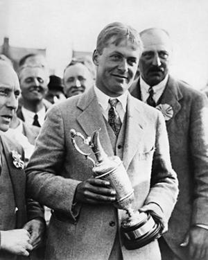 Bobby Jones, 1927 British Open