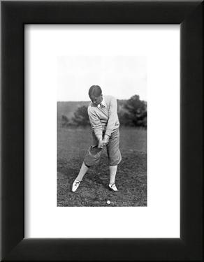 Bobby Jones, The American Golfer July 1930