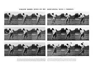 Bobby Jones,The American Golfer March 1931