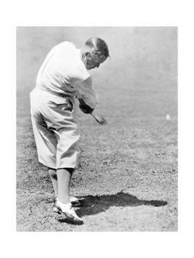 Bobby Jones, The American Golfer on January 1, 1932