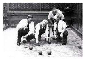 Bocce Balls, Philadelphia, Pennsylvania