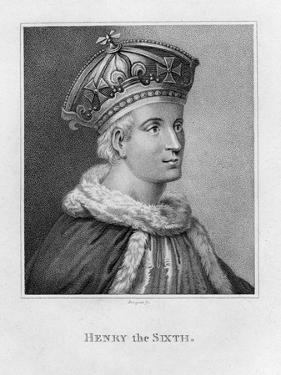Henry VI of England by Bocquet