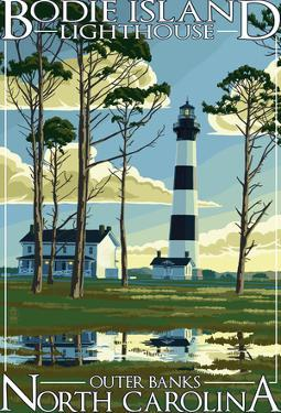 Bodie Island Lighthouse - Outer Banks, North Carolina