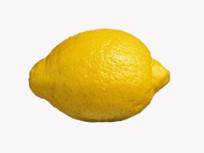 A Lemon by Bodo A. Schieren