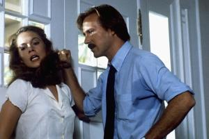 BODY HEAT, 1981 directed by LAWRENCE KASDAN Kathleen Turner and William Hurt (photo)