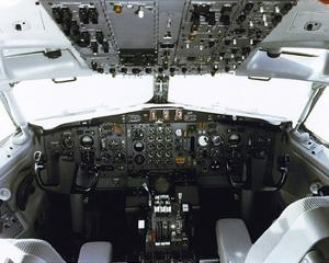Boeing 727 Jetliner