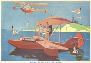 Boeing Model 204 Flying Boat