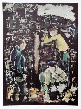 Boys At Play by Bogdan Grom