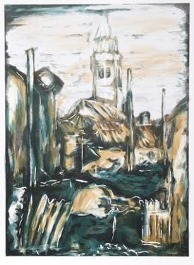 Stone Church by Bogdan Grom