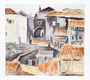 Village of Centocelle by Bogdan Grom