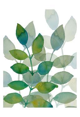 Leaf Echo 2 by Boho Hue Studio