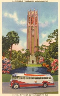 Bok Singing Tower, Lake Wales, Florida