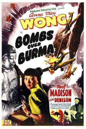Bombs Over Burma, Anna May Wong, 1943