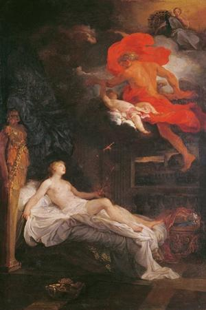 Jupiter and Semele, 1704 by Bon De Boulogne