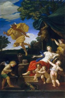 The Toilet of Venus by Bon de L'aîné Boulogne