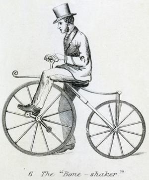 Bone-Shaker Bike C1830