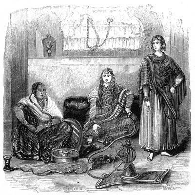 The Zenana, 1847