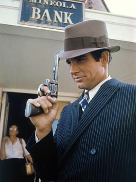 BONNIE AND CLYDE, 1967 directed by ARTHUR PENN Warren Beatty (photo)