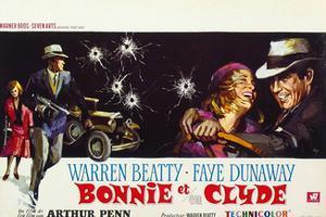 Bonnie and Clyde, (AKA Bonnie Et Clyde), 1967