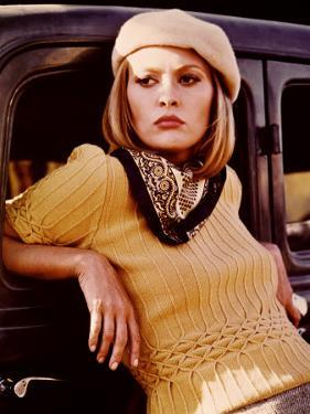Bonnie and Clyde, Faye Dunaway, 1967