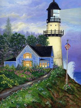 Lighthouse by Bonnie B. Cook
