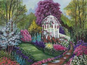 Paradise Garden by Bonnie B. Cook