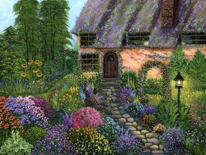 The Garden by Bonnie B. Cook