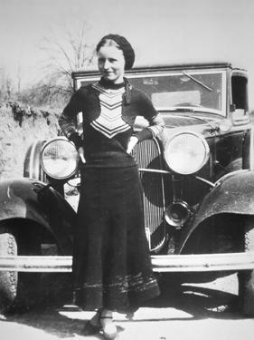 Bonnie Parker, 1934