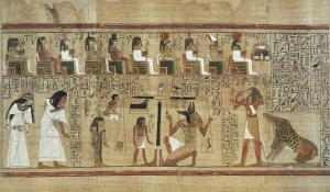 Book of the Dead or Papyrus of Ani