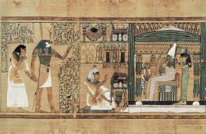 Book of the Dead or Papyrus of Any