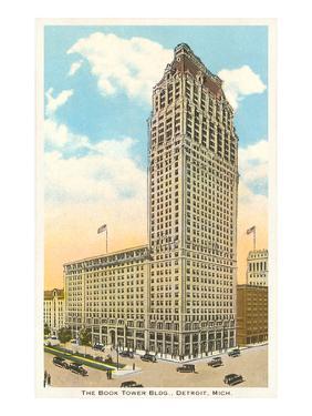 Book Tower Building, Detroit, Michigan
