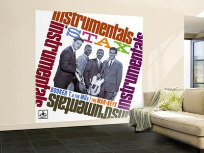 Booker T. & the MGs with the Mar-Keys - Stax Instrumentals