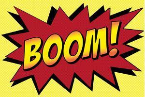 Boom! Comic Pop-Art
