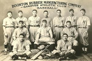 Boonton Rubber Baseball Team