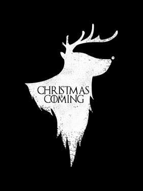 Christmas is Coming - Geek Christmas Slogan by Boots