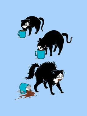 Coffee Cat by Boots