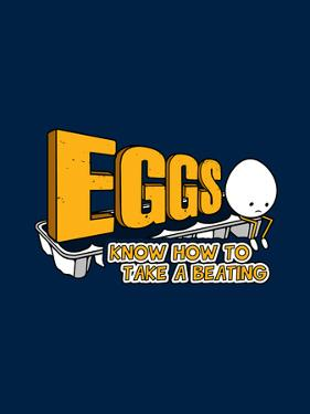 Eggs! - Funny Slogan by Boots