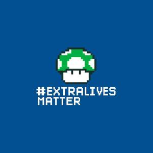 Extra Lives Matter - Geek Slogan by Boots