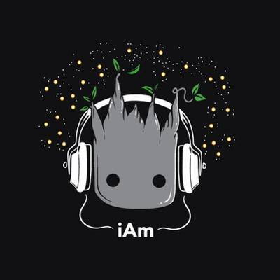 I Am - Cute Groot by Boots