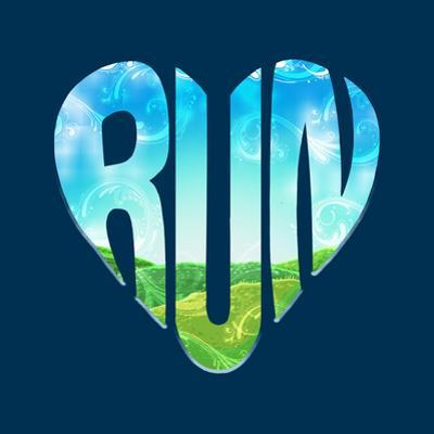 Run - Running Typography by Boots